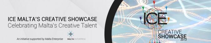 ice malta's creative showcase web banner