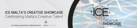 ice malta's creative showcase web banner