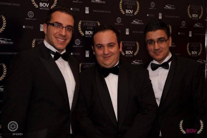 Malta's Innovative Entrepreneurs 2013