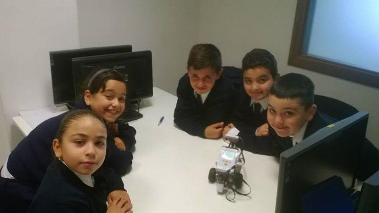 Robotics Sessions at ICE Malta