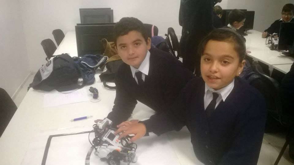 Robotics Workshop at ICE Malta