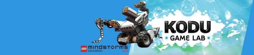 kodu-robotics
