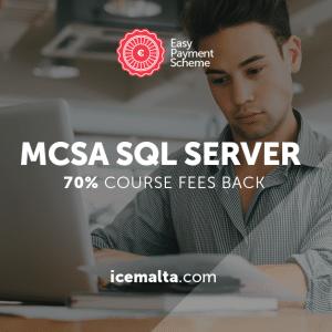 MCSA-Sql-server